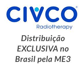 Distribuição EXCLUSIVA no Brasil pela ME3